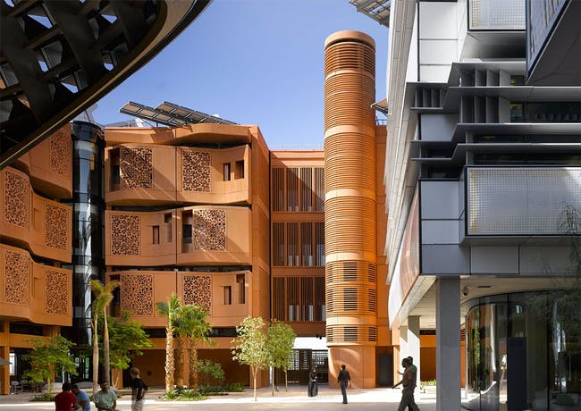 Shortlisted: Masdar Institute by Foster + Partners