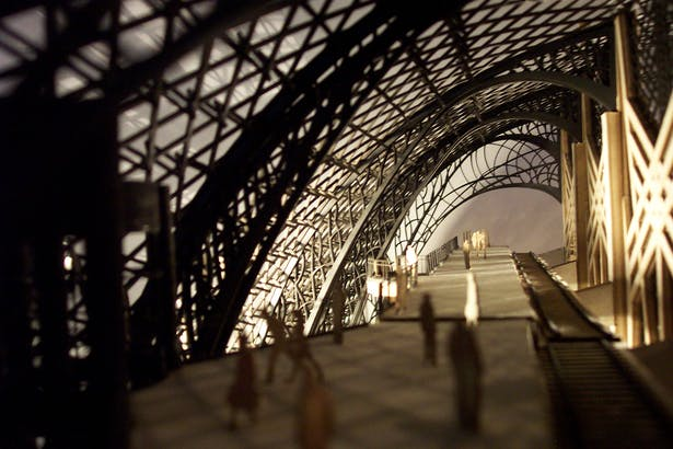 Travel Without Burden Peter Normand Archinect
