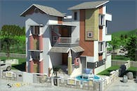 3d home for Mr. Premchand Tayade