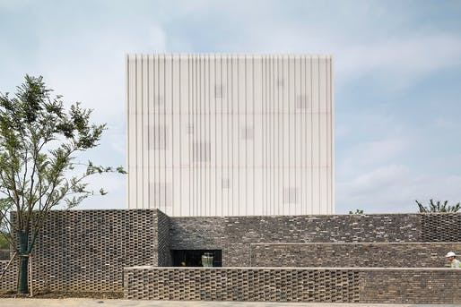 Suzhou Chapel by Neri&Hu Design and Research Office. Category: Civic and Community
