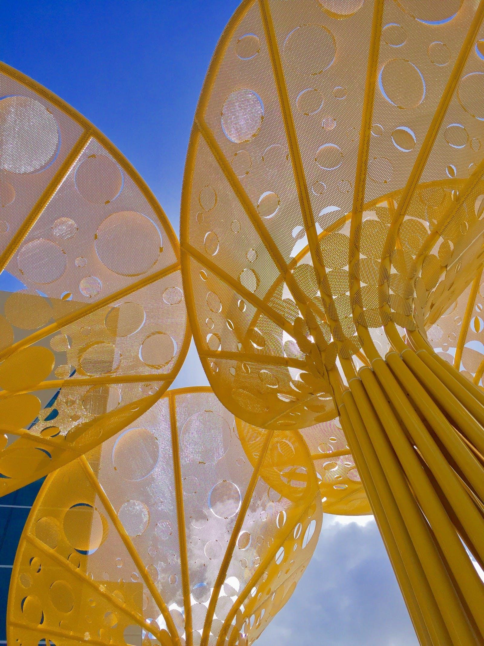 "Brooks + Scarpa unveils ""spinning"" Gateway Sculpture in Pembroke ..."