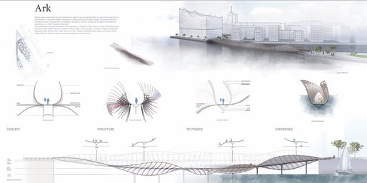 Winner for the year 2020: The Ark​. Authors: Safia Dziri, Megan Stenftenagel, Matt Turlock, with the participation of Emiel Cockx | USA.