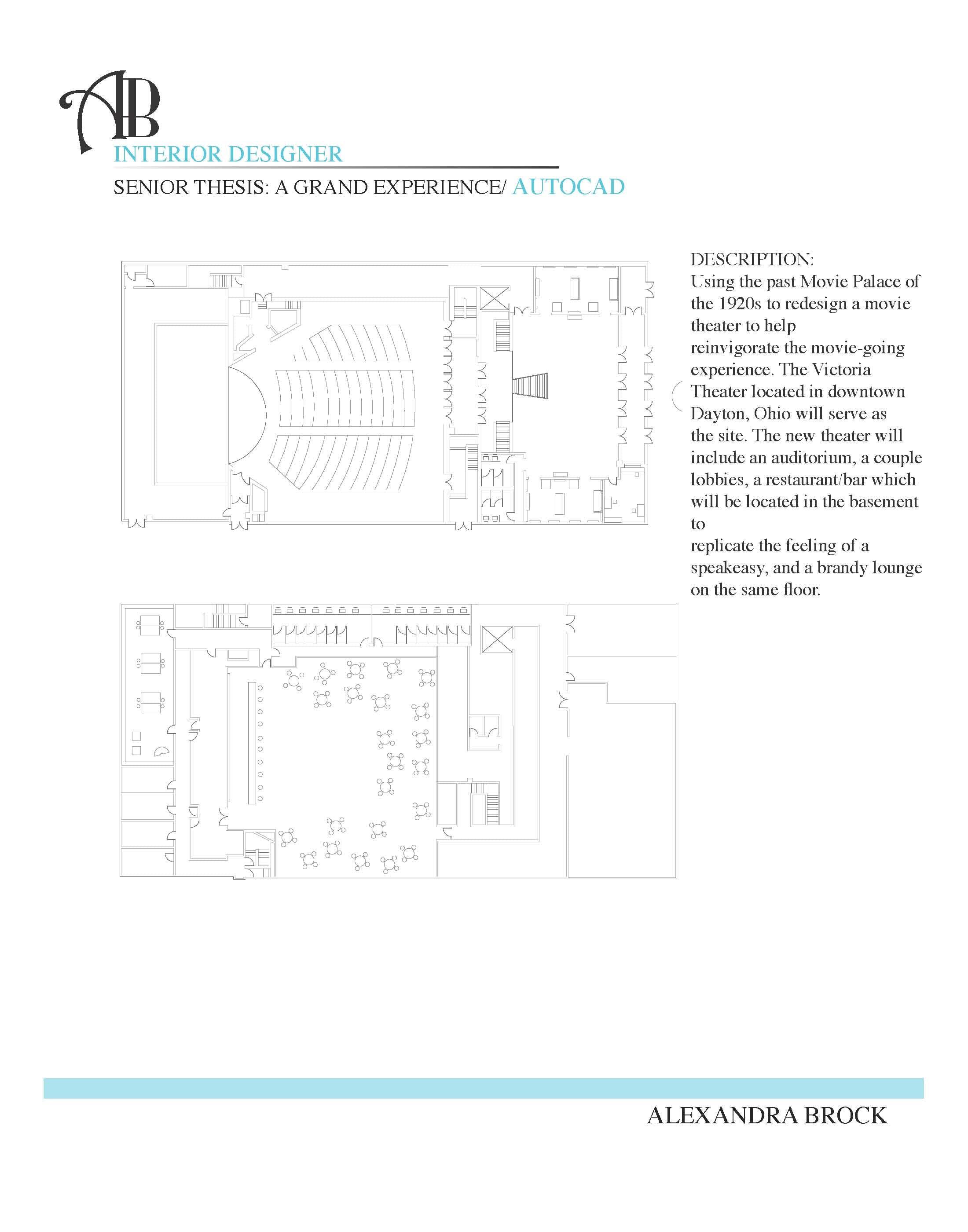 Interior Design Alexandra Brock Archinect