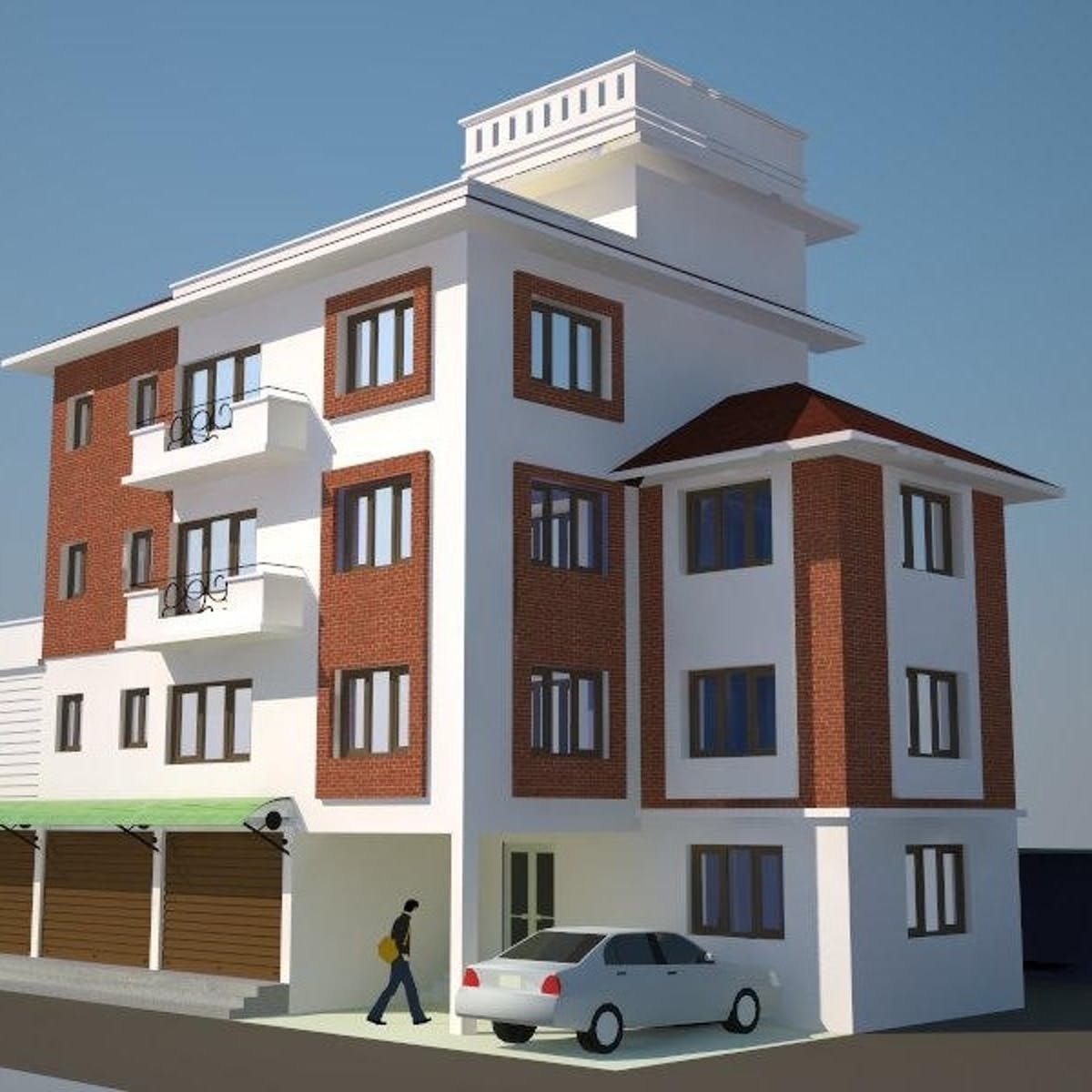 Green Design Nepal Pvt Ltd Archinect