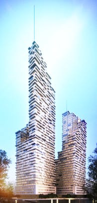 Yas Residential Tower