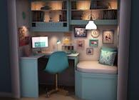 Closet Workspace