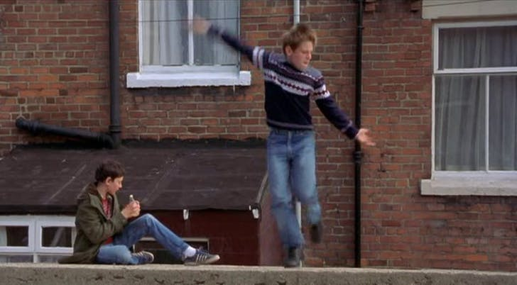 Screenshot from 'Billy Elliot', via mr-movie.com.