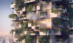 Social housing goes green with another urban forest designed by Stefano Boeri