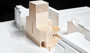Designing the House of One, a Worship Space for Three Religions by Kuehn Malvezzi