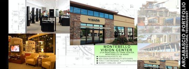 MONTEBELLO VISION CENTER - RANCHO MIRAGE, CA - 2007