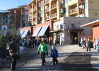 Canyons Resort Retail Storefronts