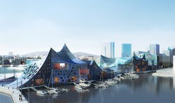 Shiny New Buildings for Oslo