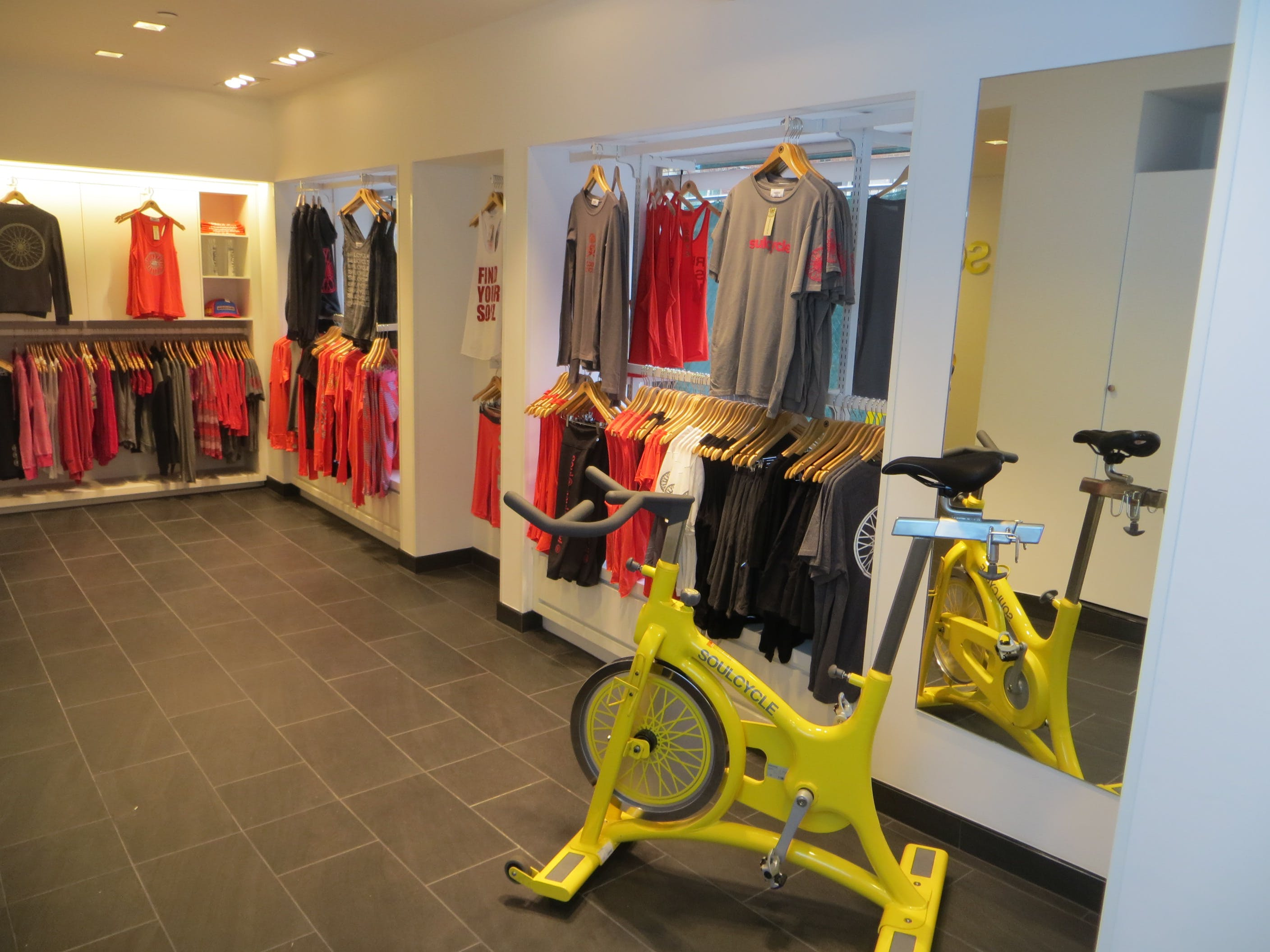 SoulCycle East 63rd Street   Olivia Lau   Archinect