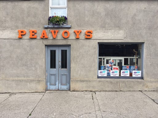 Peavoys, Kinnity Co. Offaly. © Trevor Finnegan.
