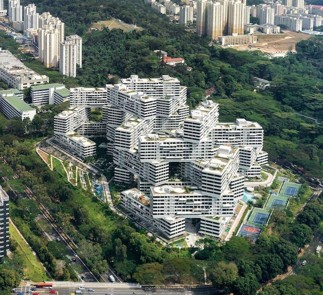 The Interlace, 2009-2013, Singapore (Singapore) © Iwan Baan