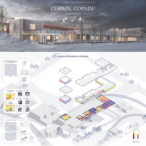Copain, Copain? by Audrey Rochon, Anton Zakharov, and Melaine Niget
