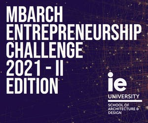 MBARCH ENTREPRENEURSHIP CHALLENGE II EDITION