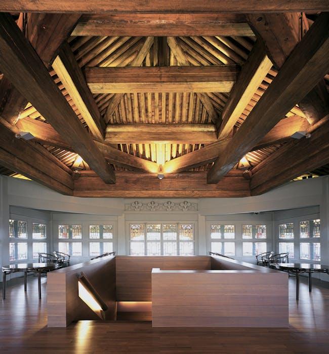 Jianfu Palace Museum : The Forbidden City in Beijing, China by TsAO & McKOWN Architects; Photo- Cheng Shouqi
