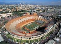 Los Angeles Memorial Coliseum Earthquake Restoration