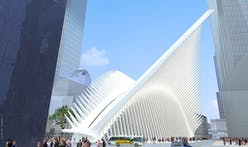 """It looks like a dove. Or a carcass"": Christopher Hawthorne on Calatrava's Transportation Hub"
