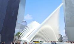 """It looks like a dove. Or a carcass"": Christopher Hawthorne on Calatrava's Transportation Hub"