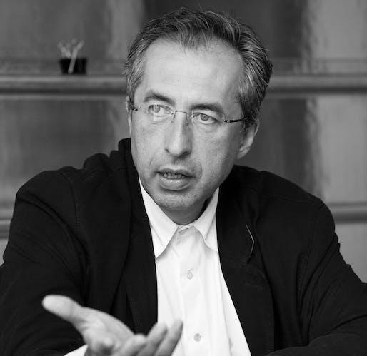 Sergei Tchoban. Photograph by Lichtschwaermer Christo Libuda.