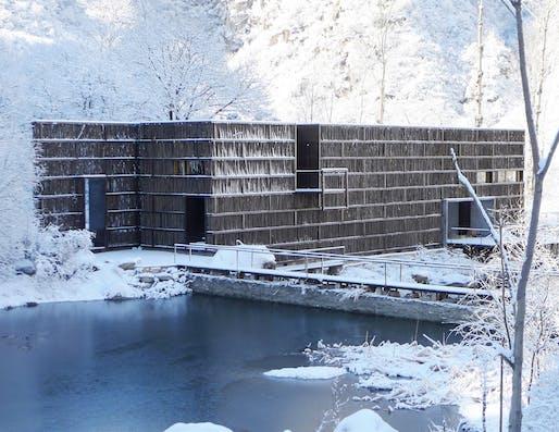 Liyuan Library by Li Xiaodong/Atelier, 2016's Moriyama RAIC International Prize winner. Li Xiaodong will serve on the 2017 Prize's jury.