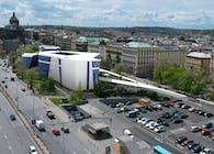 Prague Multimedia center