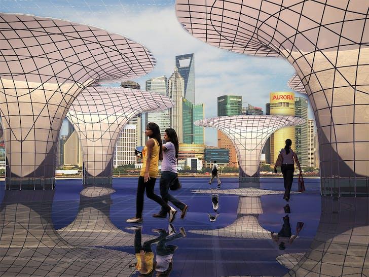 SHANGHAI EXPO PAVILION - Wonder