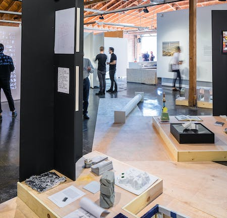 Exhibition view. © Rob Cleary