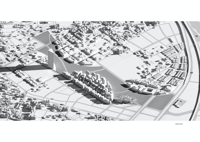 Aerial view (Image: Architecton)