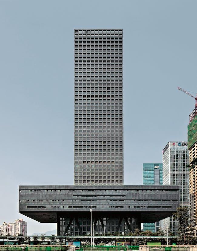 Stock Exchange Headquarters, 2006-2013, Shenzhen (China) © Philippe Ruault