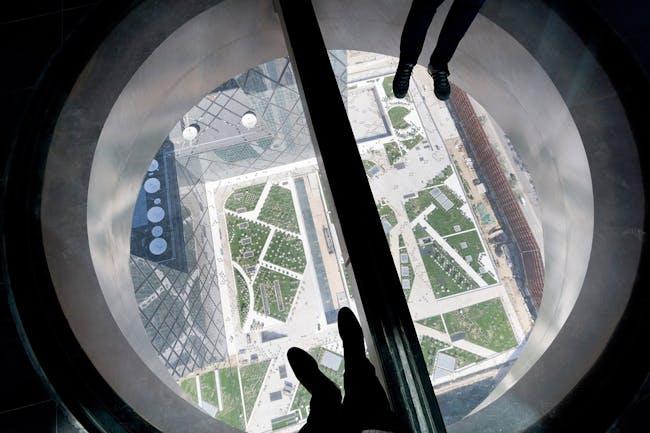 CCTV/OMA, photographed by Iwan Baan