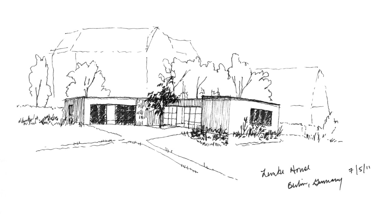 Travel Sketches Adam Welker Archinect