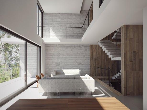 Interior redering