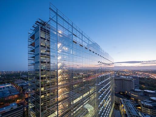 Best Tall Office Building Category Winner: European Patent Office, Rijswijk. Photo: EPO + Ossop Van Duivenbode.