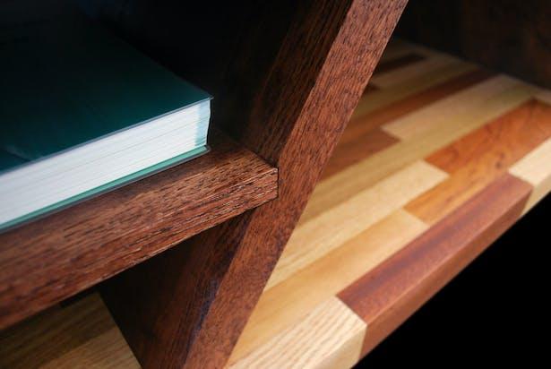 Shelf Connection Detail