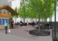 Mariano Park Coffee stand renovation