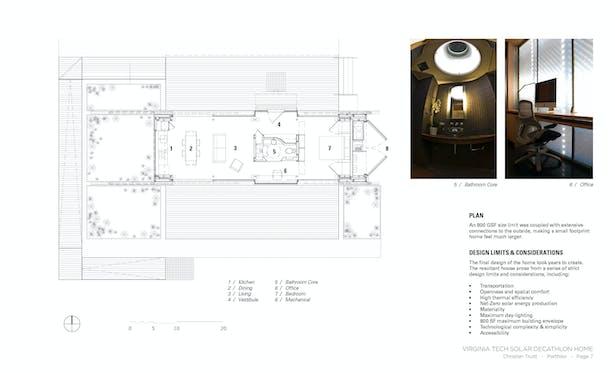 Lumenhaus Plan, photos by Michael Cincala and Alden Haley