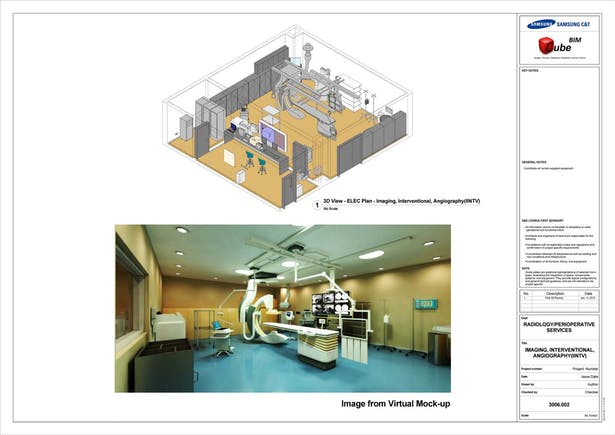 Healthcare BIM Library