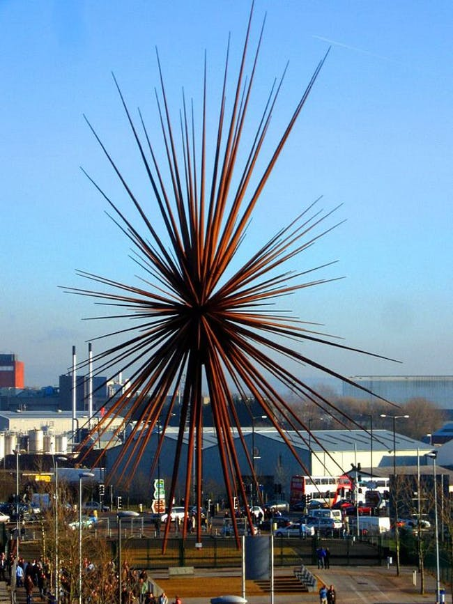 Thomas Heatherwick's public presence (via Wikipedia).