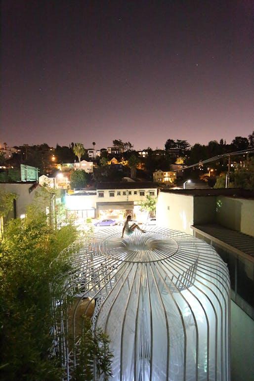 La Cage aux Folles; Los Angeles by Warren Techentin Architecture. Photo: Stephen Linsley.