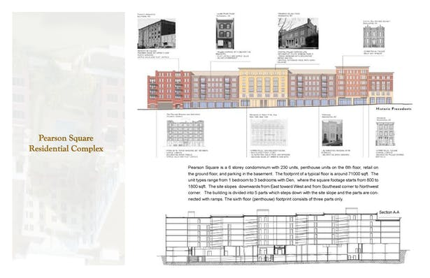 Pearson Square -Page 1