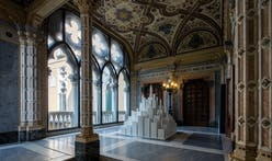 Zaha Hadid's repertoire is a stunning display in Venice's Palazzo Franchetti