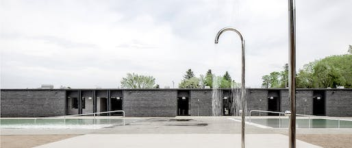 Borden Park Natural Swimming Pool, Edmonton, AB, gh3 architecture. Photo: gh3*