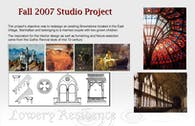 5th semester Residential Studio project - Brownstone