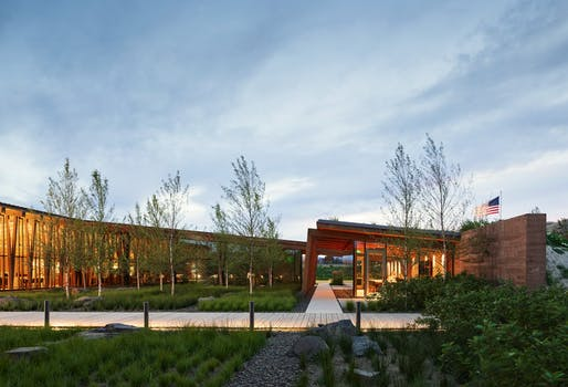 HONOR: Washington Fruit & Produce Company, Yakima, Washington, Graham Baba Architects. Courtesy of the 2017 Wood Design & Building Awards.
