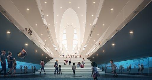 "1st prize: ""Civilization 0.000"". Author: Dimo Ivanov (architect) | Switzerland"