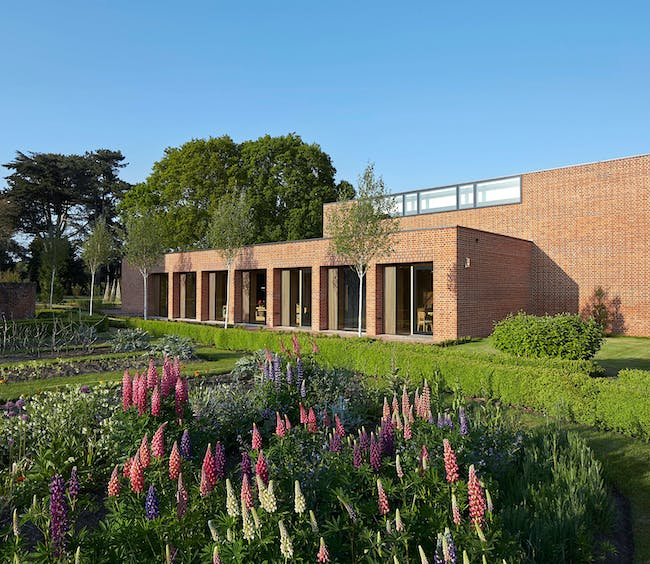 East: Britten-Pears Archive by Stanton Williams. Photo: Hufton + Crow