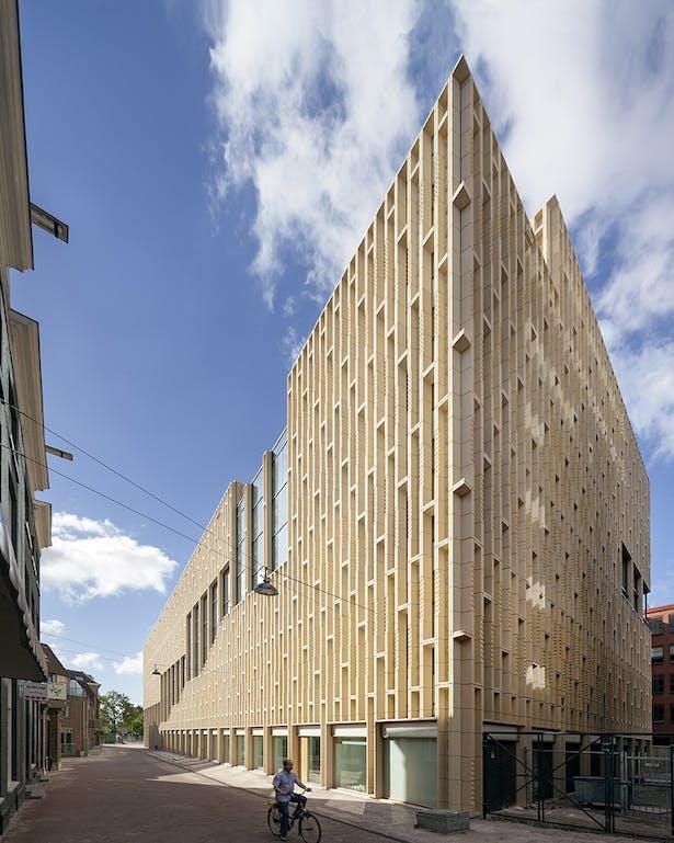 Scagliola/Brakkee © Neutelings Riedijk Architects